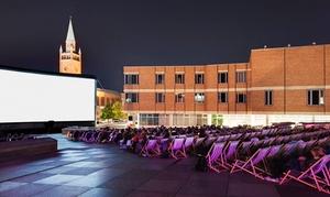 Sommerkino am Potsdamer Platz: 3 oder 5 Eintrittskarten für die Sommersaison 2017 im Open-Air-Kino am Potsdamer Platz (bis zu 53% sparen*)