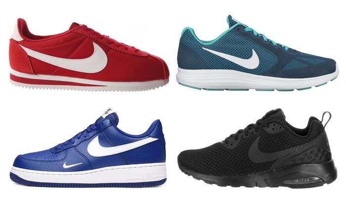 Scarpe Nike da uomo disponibili in 4 modelli e varie misure
