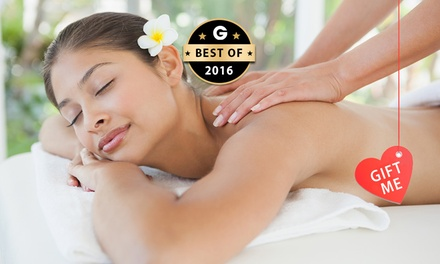 $39 for a One-Hour Massage in Choice of Style or $55 with Foot Reflexology at Pyrmont Thai Massage (Up to $139 Value)