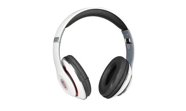 Foldable Wireless Bluetooth Stereo Headphones with FM Radio Support and TF Card: One Pair ($24) or Two Pairs ($39)