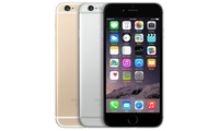 Apple iPhone 6 64 GB in Gold, Silber oder Spacegrau refurbished, inkl. Versand