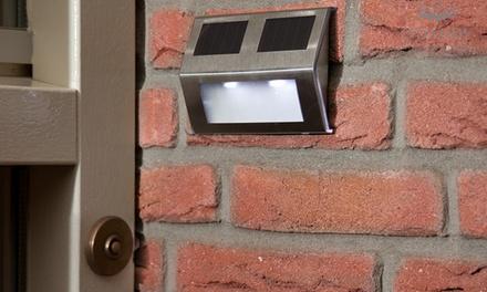 Fino a 8 lampade solari O'Daddy con luci LED