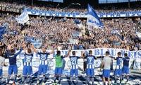 Bundesliga-Ticket für Hertha BSC vs. Eintracht Frankfurt oder Hannover 96 im Olympiastadion (bis 34% sparen)