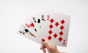 Jeux de cartes géantes