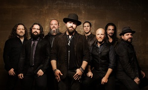 Zac Brown Band: Black Out The Sun Tour: Zac Brown Band on June 26 at 7 p.m.