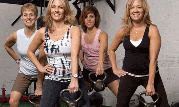 On The Go Fitness - Nesconset: 10 or 20 Group Fitness Classes at On The Go Fitness (Up to 78% Off)
