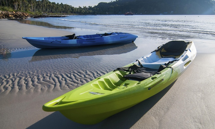 Bay Venture Outfitters - North East: $12 for $20 Worth of Kayaking — Bay Venture Outfitters