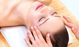 Reiki Love: One or Three Facials at Reiki Love (Up to 62% Off)