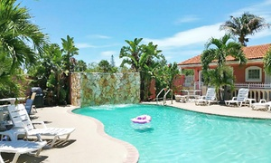 2-Night Stay & Wine at Hotel in St. Pete Beach at Blind Pass Resort, plus 6.0% Cash Back from Ebates.