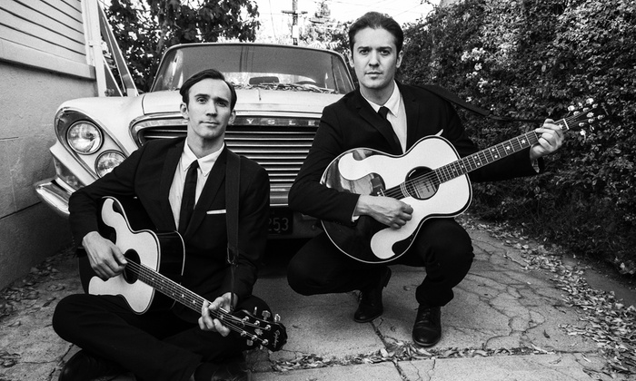 The Everly Brothers Experience - Sherman Theater: The Everly Brothers Experience on May 20 at 2 p.m.