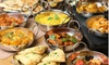 Two-Course Indian Meal with Side