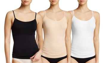 Women's Seamless Shaping Camisoles (3-Pack)