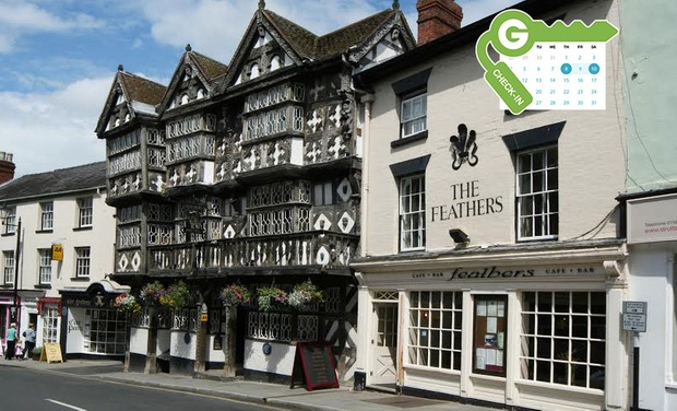 The Feathers Hotel Ludlow Groupon