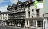 The Feathers Hotel - Ludlow: Shropshire: Stay for Two with Breakfast at The Feathers Hotel