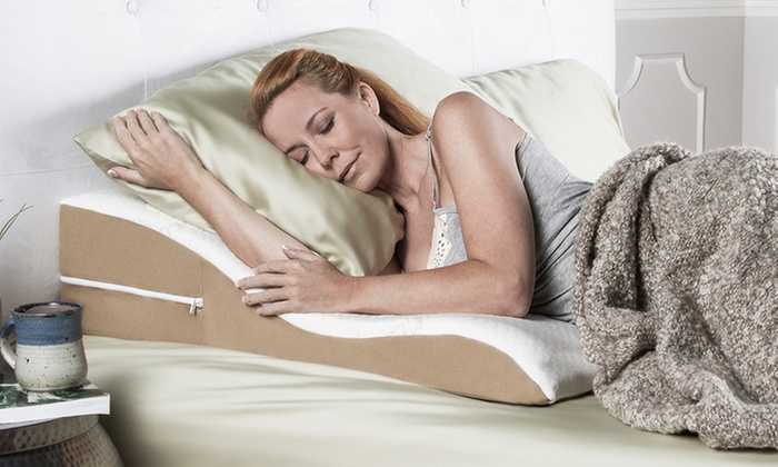 Up To 14 Off On Avana Ogee Acid Reflux Pillow Groupon Goods