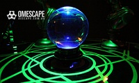 Escape Room Challenge for Two ($49), Four ($98) or Ten Players ($245) at Omescape, North Melbourne (Up to $490 Value)