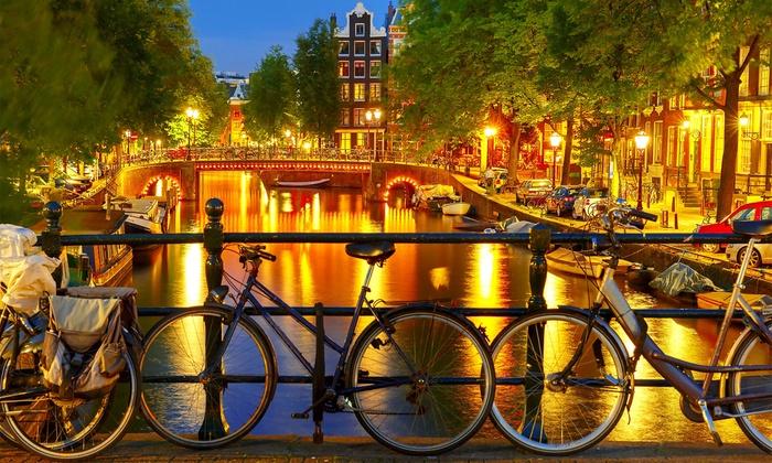 STE - LIU TRAVEL a - Amsterdam | Groupon Getaways