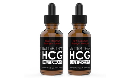 what are hcg diet drops