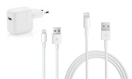 Adaptateur ou câble Apple originaux pour iPhone/iPad dès 9,99 €, livraison offerte (jusqu'à 70% de réduction)