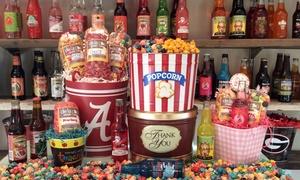$11 for $20 Worth of Gourmet Popcorn at De La Pop Gourmet Popcorn