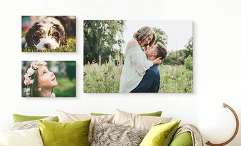 "Canvas Prints Available in Sizes 12x8"", 16x12"", and 16x20"""