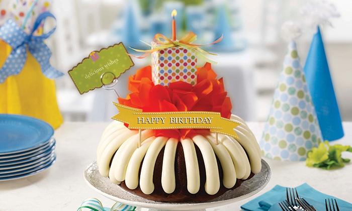 Fine Nothing Bundt Cakes Stone Oak In San Antonio Tx Groupon Funny Birthday Cards Online Inifofree Goldxyz