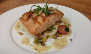 Up to 44% Off at Blue Fin Seafood Restaurant & Bar at Blue Fin Seafood Restaurant & Bar, plus 6.0% Cash Back from Ebates.