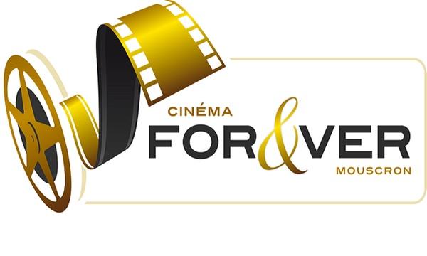 2 places de cinéma et 2 petits pop-corn à 12,50 € au Cinéma Forever à  Mouscron
