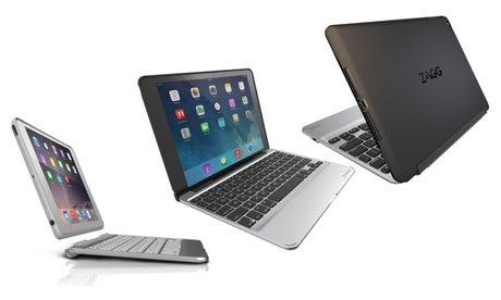 ZAGG Slim Book Case with Detachable Keyboard for iPad mini 2 or 3 9f79aa84-08c6-11e7-91f8-00259060b5da
