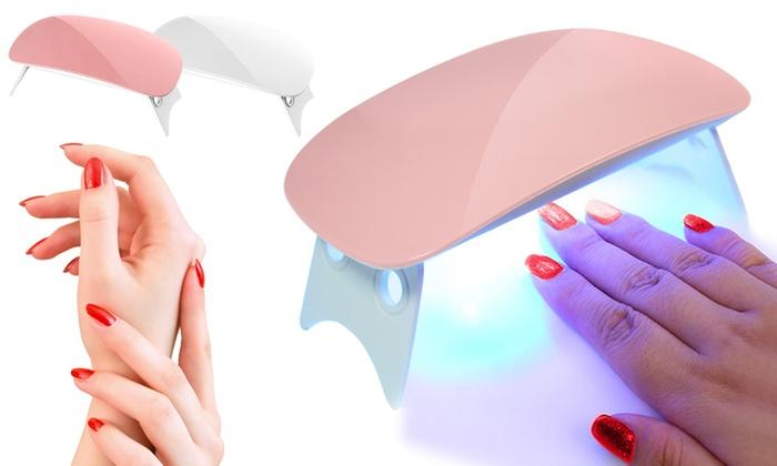 Lampe uv et led port usb groupon shopping - A quoi sert une lampe uv pour les ongles ...