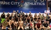 Up to 50% Off Class Pass at Rose City Athletics