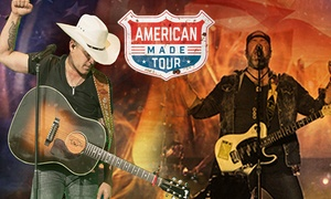American Made Tour with Lee Brice and Justin Moore: American Made Tour with Lee Brice and Justin Moore on March 23, at 7 p.m.