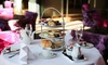 Afternoon Tea and Bubbles for Two