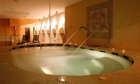 Circuito spa de 60 minutos para 2 personas desde 19,95 € en SPA Hotel Eugenia de Montijo Autograph Collection