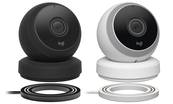 4f7cc4e3ff3 Up To 37% Off on Logitech HD Security Camera | Groupon Goods
