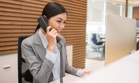 Receptionist and Front of House Management Level-Two Diploma Course for R299 with Vizual Coaching Academy (92% Off)