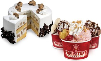$4.75 Off Ice Cream at Cold Stone Creamery - Crystal City