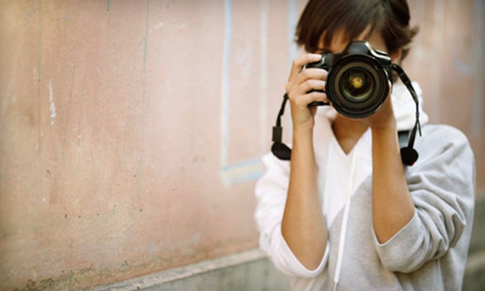 Unique Photo - Unique Photo: Four-Class DSLR Photography Course for One or Two at Unique Photo (Up to 63% Off)
