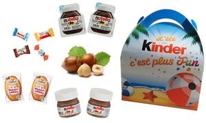 HappyBox Kinder®/Nutella/StMichel