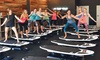 City Surf Fitness - Multiple Locations: Three Surf-Fitness Classes or One Month of Unlimited Classes at City Surf Fitness(Up to 48% Off)
