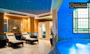 Spa Hotel Barberini: Ingresso Spa, massaggio e camera in day use per 2 persone alla Spa Hotel Barberini, centro di Roma