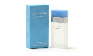 Dolce & Gabbana Light Blue Eau De Toilette For Women; 0.85, 1.6, Or 3.3 Fl. Oz. From $36.99��$56.99