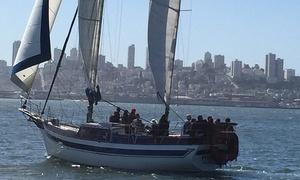40% Off Sailing Tour at San Francisco Sailing Company at San Francisco Sailing Company, plus 6.0% Cash Back from Ebates.