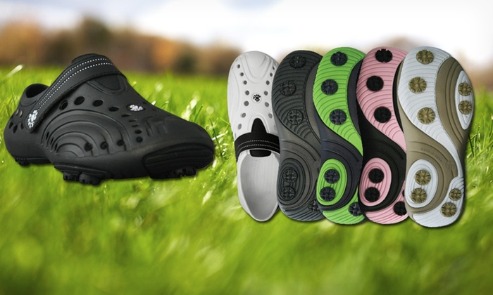 Dawgs Boys' and Girls' Golf Spirit Shoes: $24.99 for Dawgs Boys' and Girls' Golf Spirit Shoes ($30 List Price). Multiple Colors. Free Shipping and Returns.