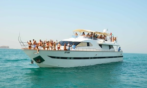 Al Wasl Yachts: Up to Four Hours of Private Yacht Hire for Up to 22 Passengers from Al Wasl Yachts (Up to 53% Off)