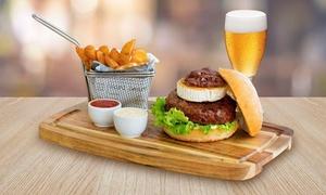 Passion Café: Menú para 2 o 4 personas con entrante, hamburguesa, postre y bebida desde 16,90 € en Passion Café