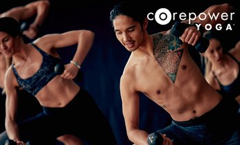 50% Off Yoga Classes at CorePower Yoga