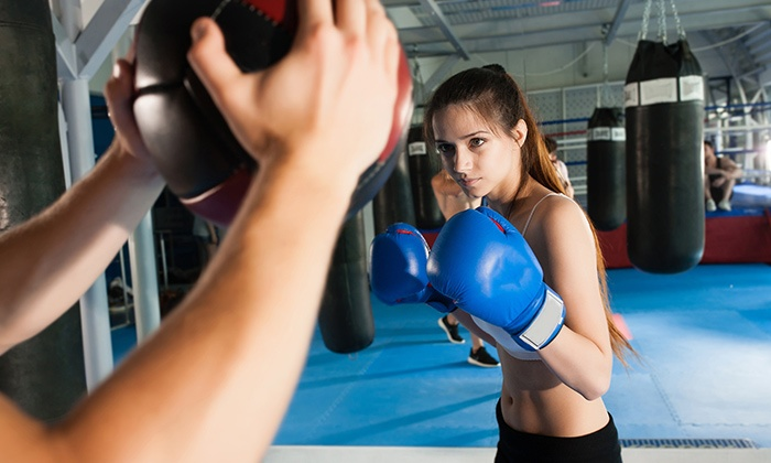CrossBox Training Center - CrossBox Training Center : 5, 10, or 20 HIIT Boxing Classes at CrossBox Training Center (Up to 67% Off)