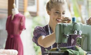 Sitam Istituto di Moda Desenzano sul Garda: Corso di taglio e cucito da 3 o 5 lezioni presso Sitam Istituto di Moda Desenzano del Garda (sconto fino a 76%)