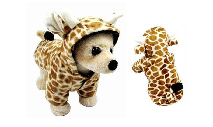 New Zealand Trading Solutions: $20 Giraffe Costume for Dogs